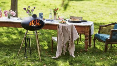 Photo of 15 idee ispiratrici per il design del barbecue
