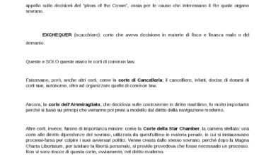 Photo of problemi di common law e come risolverli; e