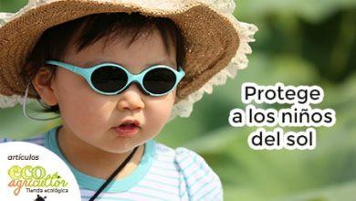 Photo of Come proteggere i bambini dal sole per evitare scottature alla pelle, oltre la crema solare